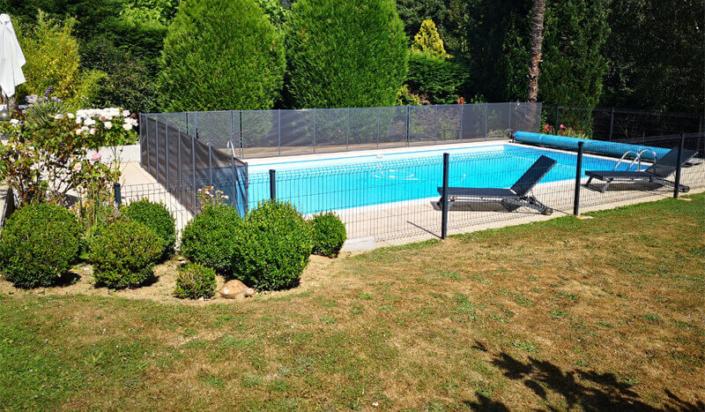 Aménagement de jardin, arbustes, piscine, création de jardin pour les particuliers - Morisseau Paysagistes Nantes