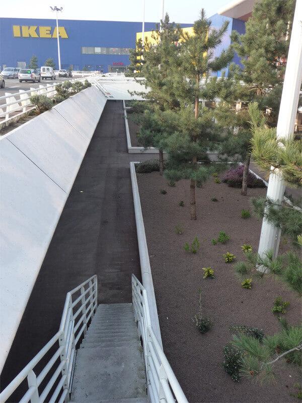 Aménagement de jardin, création d'espaces verts, création de jardin pour les professionnels - Morisseau Paysagistes Nantes