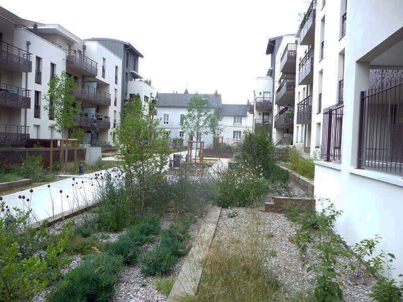 Aménagement de jardin, syndic de copro, création d'espaces verts, création de jardin pour les professionnels - Morisseau Paysagistes Nantes